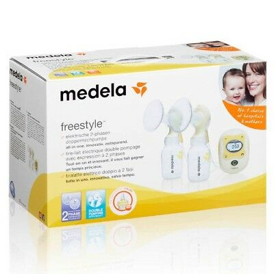 Brand New Medela Freestyle Double Electric Breast Pump Free Style