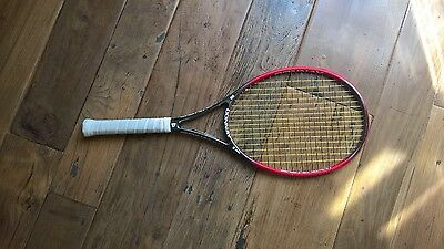 Donnay Red 99 grip 2