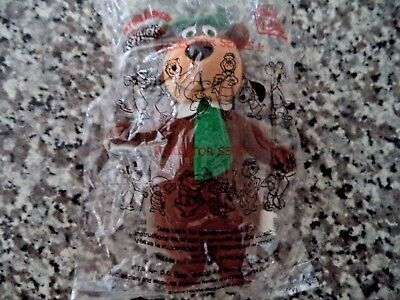 Hanna Barbera Yogi Bear Plush Dairy Queen Toy Classic Toons In Sealed Pack