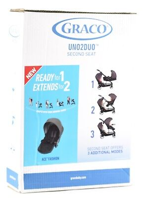 Graco Uno2duo Second Seat Ace Fashion Toys R Us