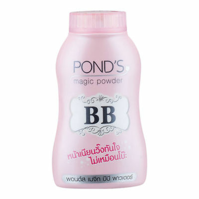 Magic Powder POND'S BB Oil Control Double UV Whitening Protection Face Skin 50g
