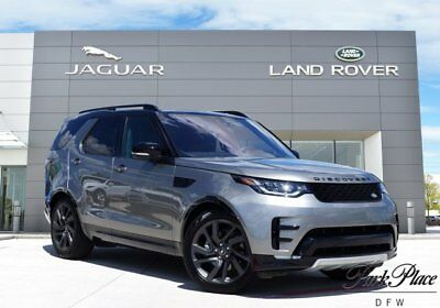 Land Rover Discovery  2017 SUV Used Intercooled Supercharger Premium Unleaded V-6 Automatic Leather