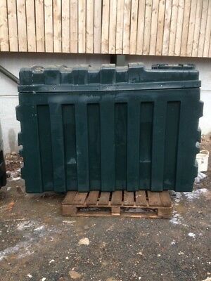 1225 Litre Bunded Heating Oil Tank Free Delivery Insurance Backed Gaurantee