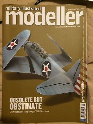 Military illustrated modeller September '12 (issue 017)