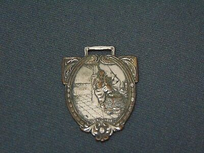 Vintage ~ Old Reliable Coffee ~ Watch Fob ~ Free Shipping