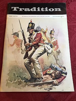 Tradition-Journal of the International Society of Military Collectors. No. 36