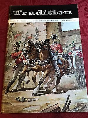 Tradition-Journal of the International Society of Military Collectors. No. 37