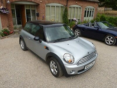 Mini Cooper 2007 1.6 petrol Spares or Repairs