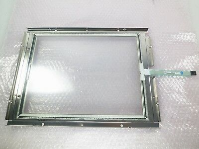 "MTS Rev 2.2 43-6355-5  | 15"" 5-Wire Touchscreen Glass Panel"