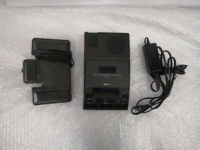 * 4 x  PHILIPS 720 LFH 0720  EXECUTIVE TRANSCRIPTION SYSTEM W/ FOOT PEDAL & AC
