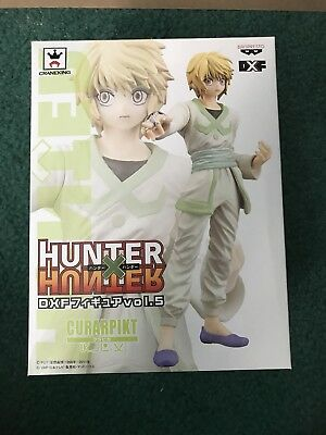 Hunter x Hunter Kurapika figure banpresto DXF