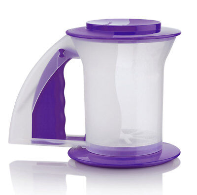 Tupperware Flour Sifter Sift 'N Stor in Purple - NEW!