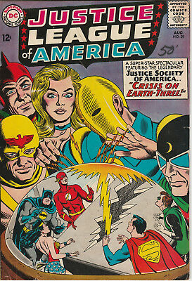 Justice League of America #29 August 1964