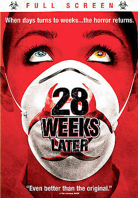 28 Weeks Later (Full Screen Version) by  in Used - Very Good