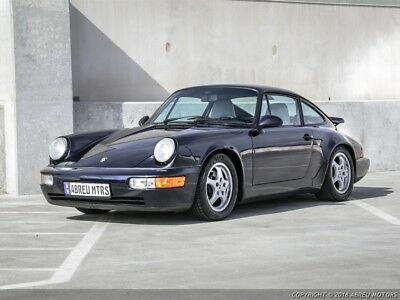 1992 Porsche 911 Carrera C2 uperb Example - 48000 Miles - Gorgeous Color Combination. Clean History.