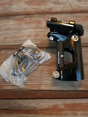 Giant TCR SL Integrated seat post saddle clamp