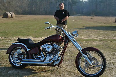 2006 Custom Built Motorcycles Chopper  Custom Chopper Motorcycle