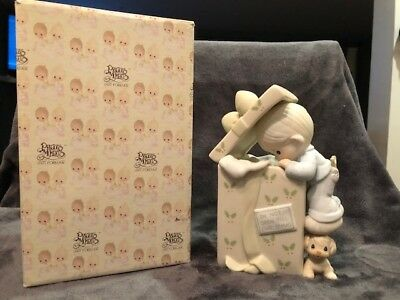 Precious Moments LOT OF 15 with BOXES 1980s and 1990s