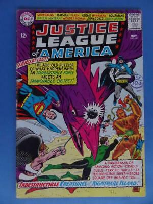 Justice League America 40 1965 3Rd Silver Age Penguin Very Nice!!