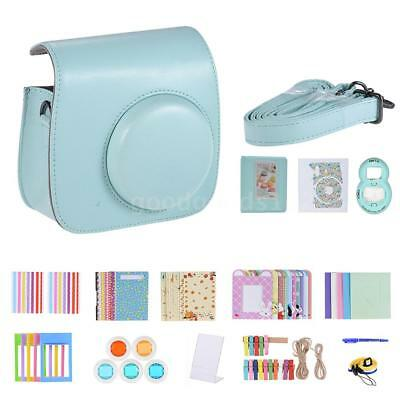 Andoer 14 in 1 Instant Camera Accessories Kit for Instax Fujifilm Mini 8/9 H0Y2