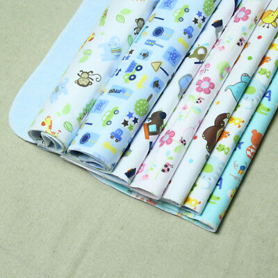 Baby Infant Urine Bed Mat Reusable Diaper Travel Home Cover Burp Changing Pads