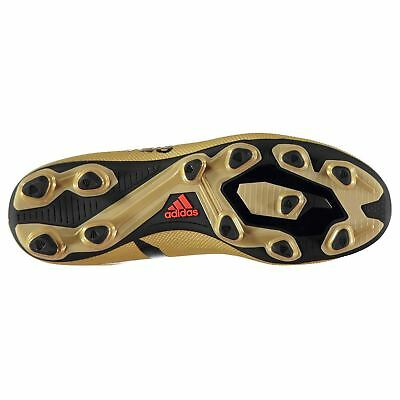 competitive price 3f67e 34f53 ADIDAS X 17.1 FG Sn81 Football Soccer Boots Gold/Black Size 7 UK **BRAND  NEW**