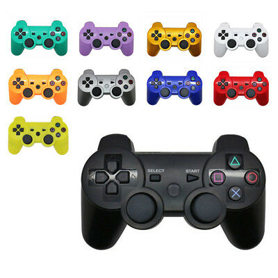 Wireless Bluetooth Controller Remote Gamepad Joysticks for PlayStation 3 PS3 AU