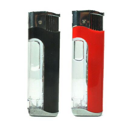 Funny Electric Shocking Lighter Tricks Toys April Fool's Day Disposable 2B42