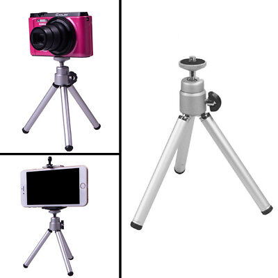 Rotating Portable Mini Travel Tripod Stand Holder Camera Phone Rotating 092F