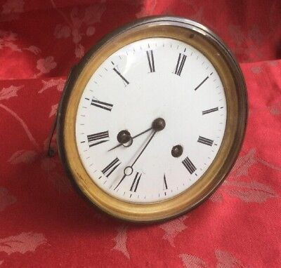 Top Quality Marti Antique French Clock Movement Dial Bezel