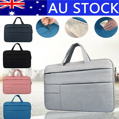 """11.6-15.6"""" Laptop Shoulder Bag Cover Case Pouch For HP DELL Computer Notebook PC"""