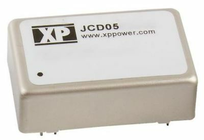 XP Power JCD 5W Isolated DC-DC Converter Through Hole, Vin 9 â?? 18 V dc, Vout 2