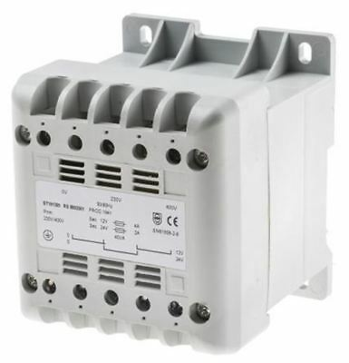 RS Pro 40VA Control Panel Transformers, 400V ac Primary, 12V ac Secondary
