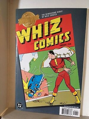 Millenium Edition Whiz Comics #2, FIRST appearance of Captain Marvel...VF+!!!