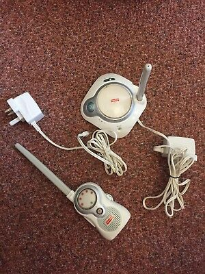 Fisher Price Baby Monitor - Model J6996/J6998