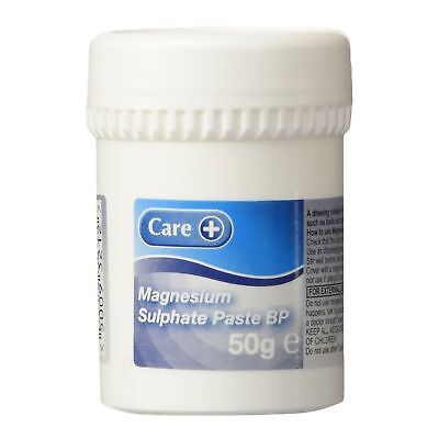 Care Spot Remover Magnesium Sulphate Paste 50g - Multibuy