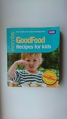 BBC Everyday good food recipes for kids