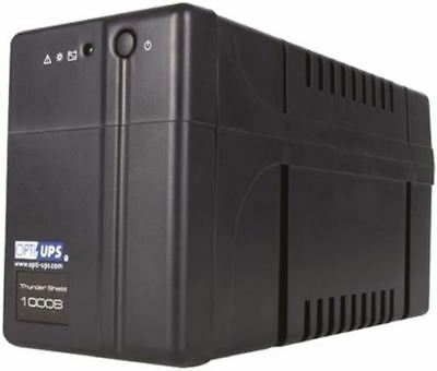 OPTI Thunder Shield 800VA UPS Uninterruptible Power Supply, 230V ac Output, 480W