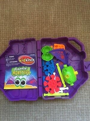 Kid Knex Flappin Monsters Complete With Instructions 220
