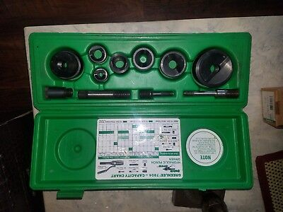 GREENLEE 7804- Quick Draw Hydraulic Punch Driver Kit