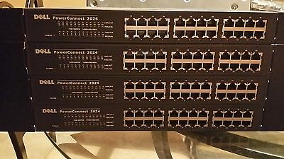 Used Lot of Cisco and Dell total of 6 Nice units