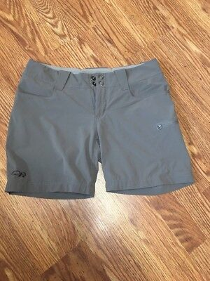 "Women's Outdoor Research Ferrosi Summit 7"" Short Size 4"