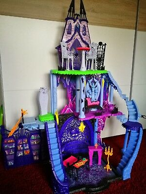 Monster High Katakomben Schloss
