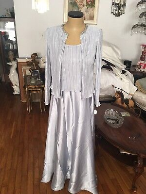 Jessica Howard Mother Of Bride/groom Gown Size 10