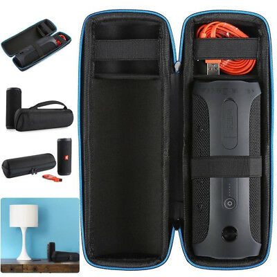For JBL Flip 4 Bluetooth Speaker Hard Protect Case Cover Travel Carry Bag Sleeve