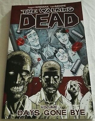 The Walking Dead, Comic Book, Vol 1, Days Gone By, brand new.