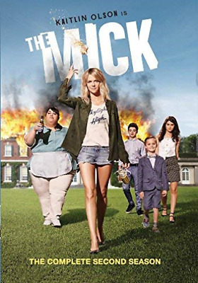 The Mick: The Complete Second Season  (US IMPORT)  DVD NEW