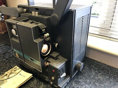 Vintage bell And Howell Filmosound Projector 16mm 1652 (sound)