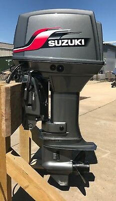 65Hp Suzuki Outboard Boat Engine Amazing Condition 50 Hours Maximum Use From New
