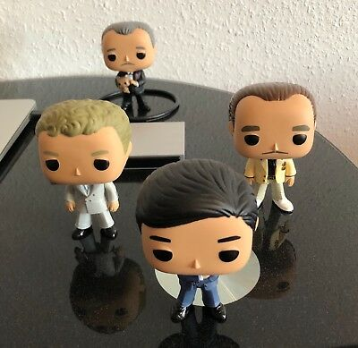 Funko Pop! Movies Der Pate The Godfather Don Vito Michael Sonny Fredo Corleone